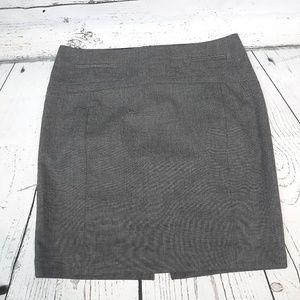 Express Skirt, zipper back, size 8
